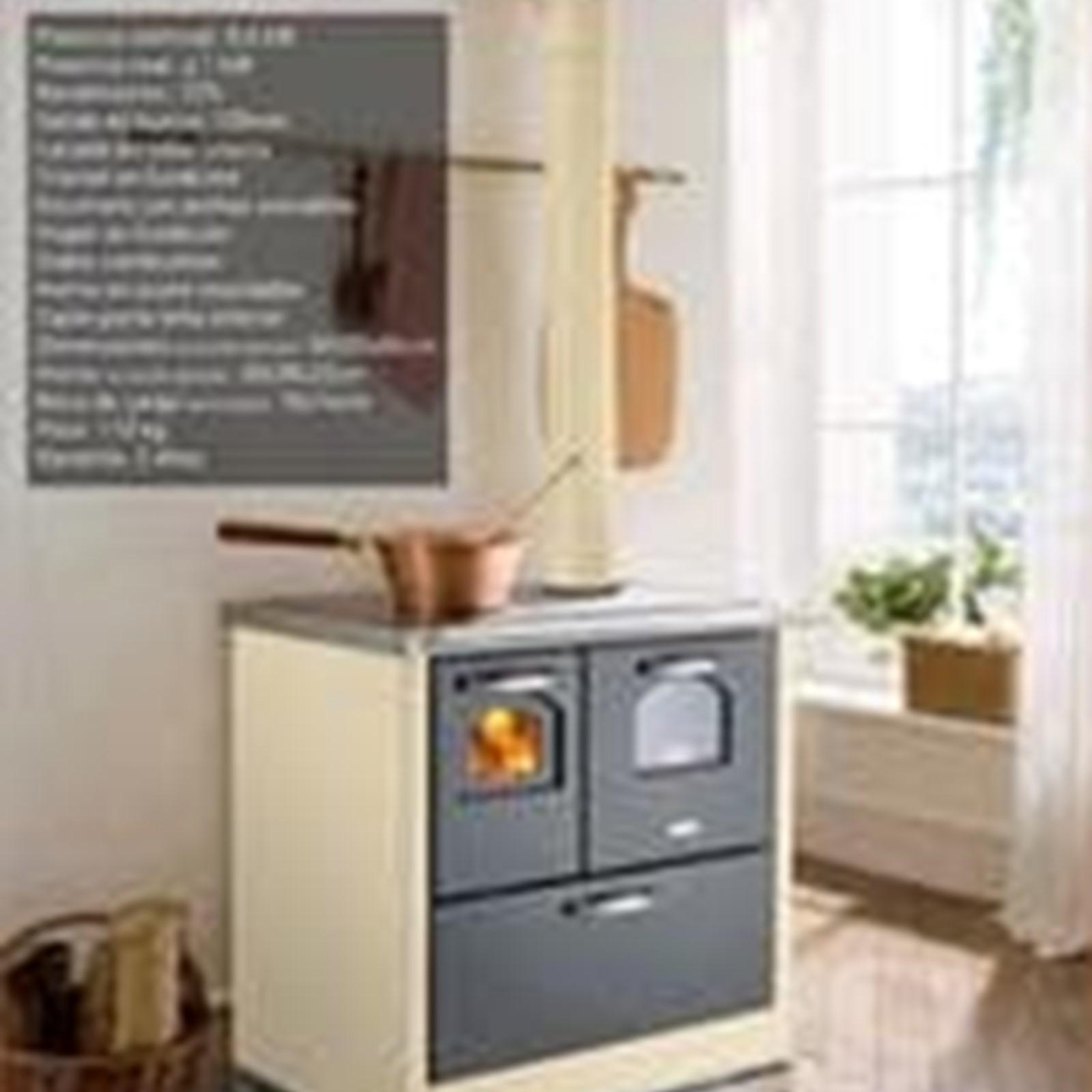 Cocinas de le a - Cocinas economicas de lena ...