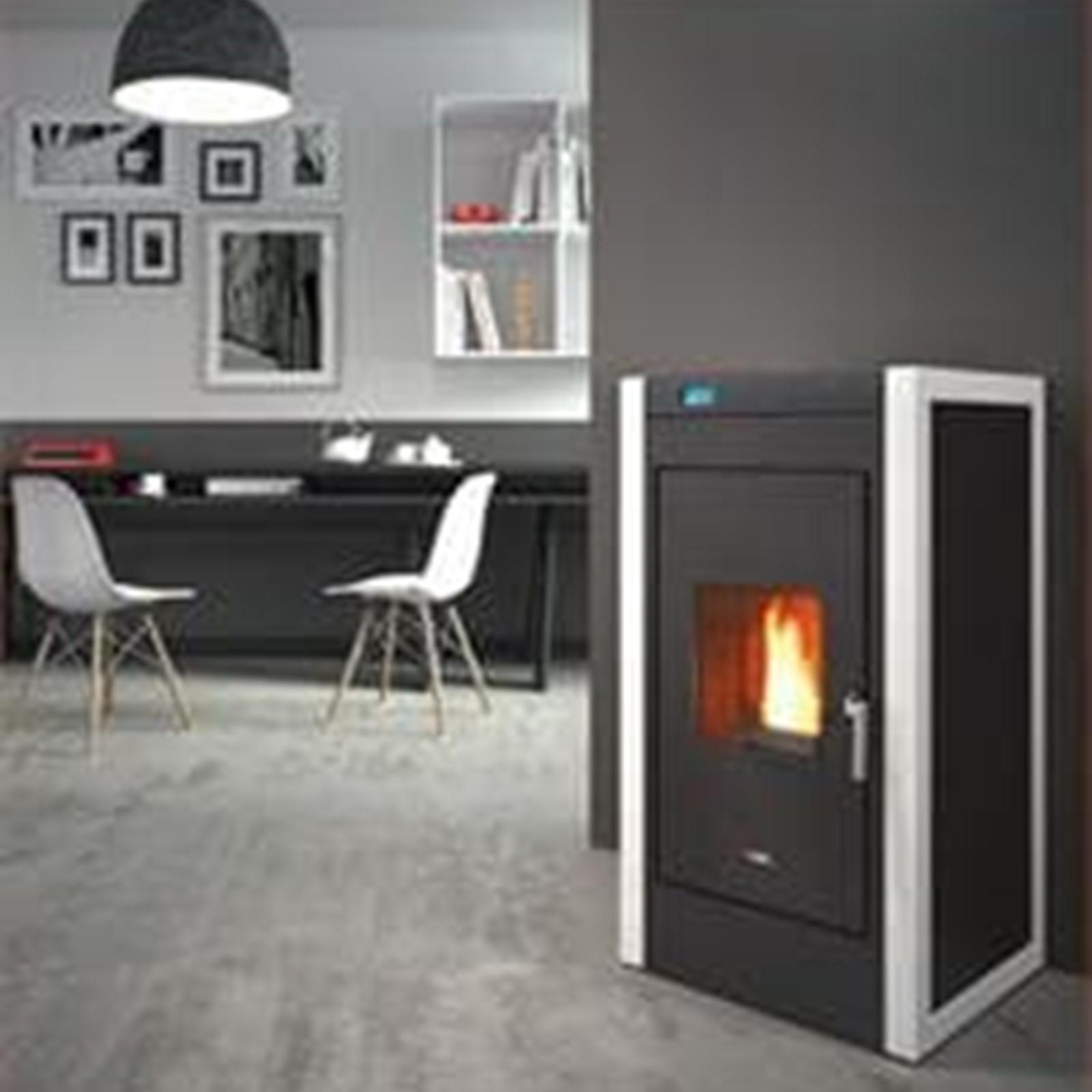 Estufas de pellets idro radiadores o suelo radiante - Estufas de pellets para pisos ...