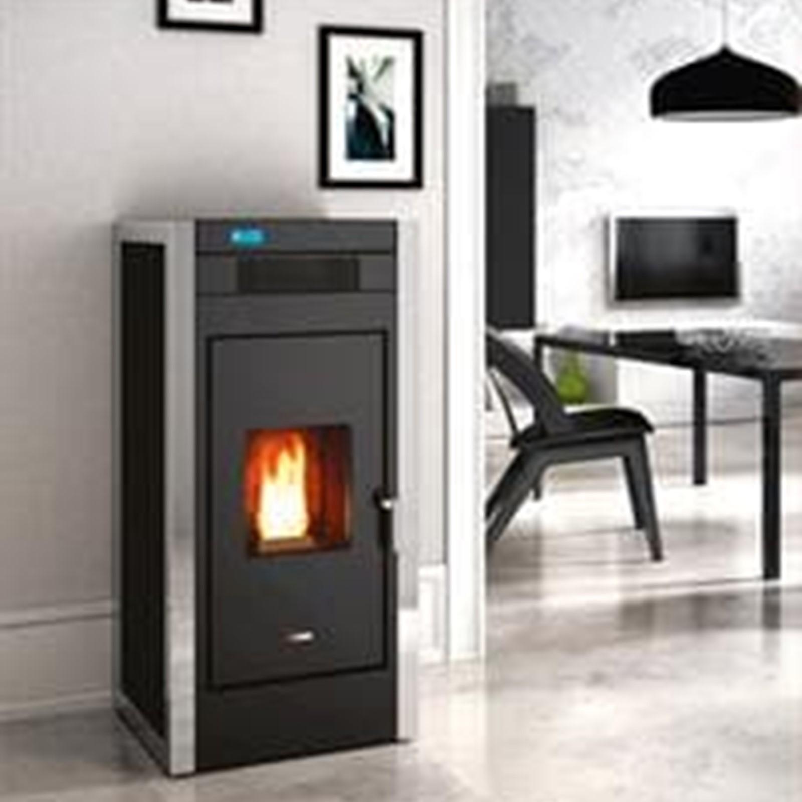 Estufas de pellets idro radiadores o suelo radiante - Radiadores de suelo ...